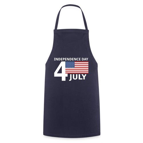 july 4th, 4 luglio - Grembiule da cucina