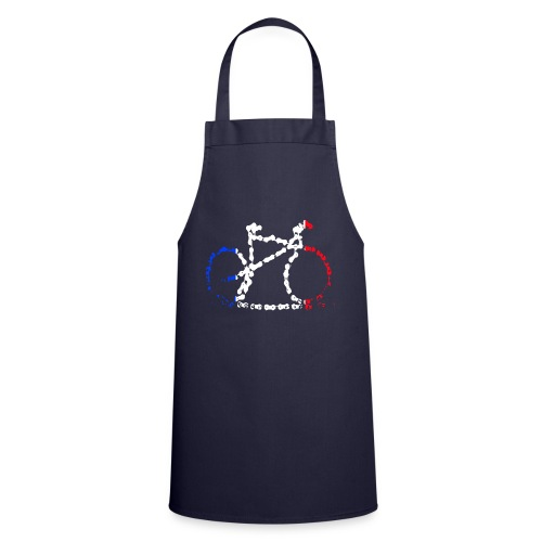 French bike chain - Cooking Apron