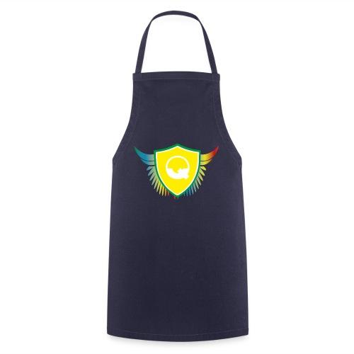 Logo Quicky Angel Color - Tablier de cuisine