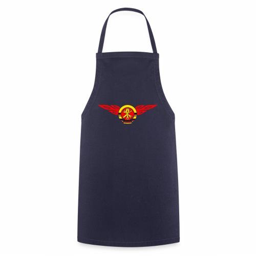 Car flames crest 3c - Cooking Apron