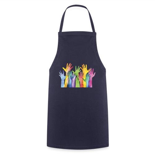 Alll hands - Keukenschort