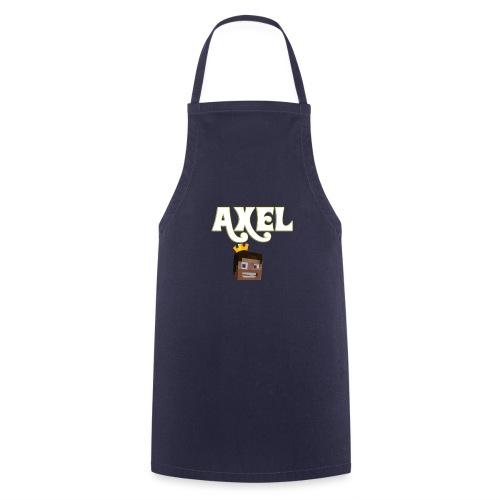 Axel Gam3r - Grembiule da cucina
