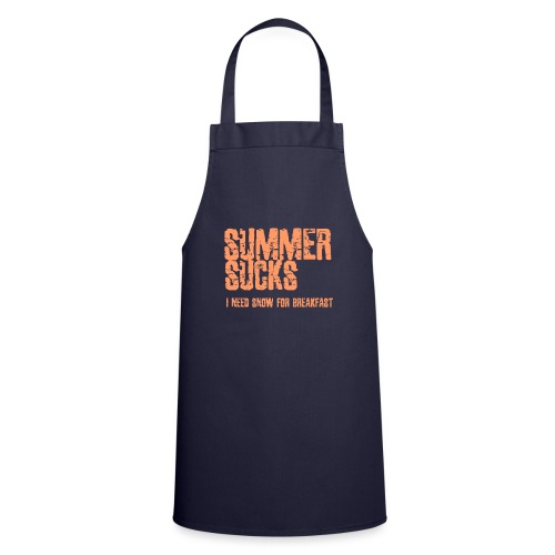 SUMMER SUCKS - Cooking Apron