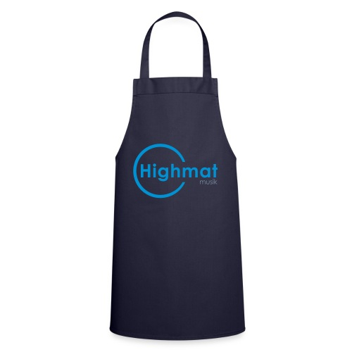 Highmatmusik Logo Shirt *SlimFit* - Kochschürze