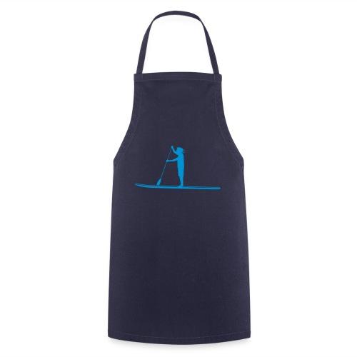 Stand-up Sihlouette - Kochschürze