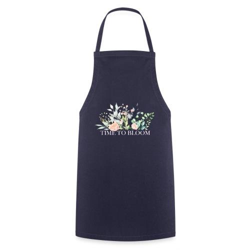 Time to bloom - Kochschürze