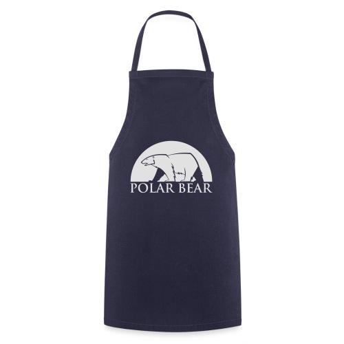 Polar Bear blanc - Tablier de cuisine