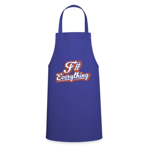 F# Everything - Cooking Apron