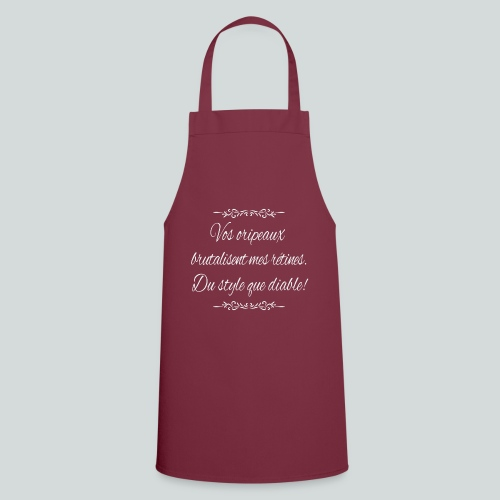 Du Style que diable! - Tablier de cuisine