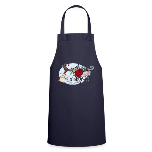 I love Edinburgh - Cooking Apron