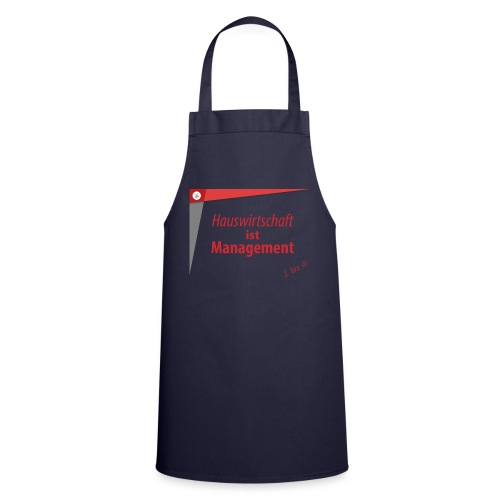 Hauswirtschaft ist Management - Kochschürze