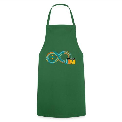 T-shirt Arduino-Jam logo - Cooking Apron