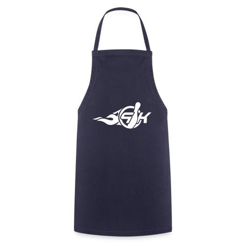 Logo Vorderseite Brust - Kochschürze