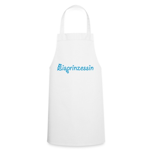 Eisprinzessin, Ski Shirt, T-Shirt für Apres Ski - Kochschürze