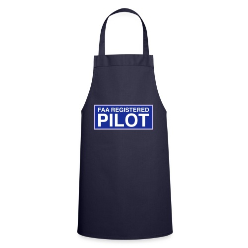 faa part 107 registered pilot - Cooking Apron
