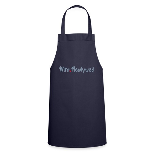 Mrs Newlywed - Cooking Apron