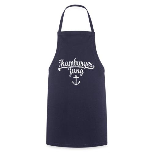 Hamburger Jung Klassik (Vintage Weiss) Hamburg - Kochschürze