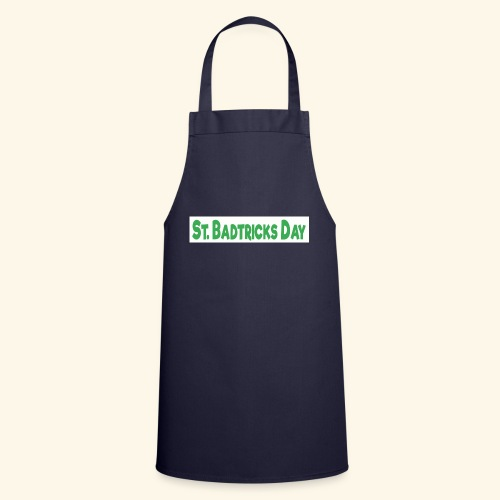 ST BADTRICKS DAY - Cooking Apron