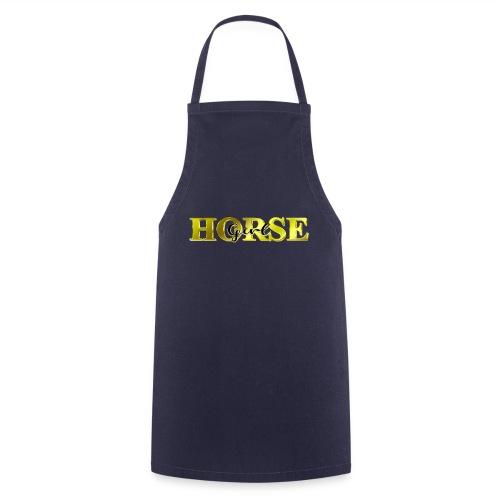 Horsegirl Reiten Pferde Geschenk - Kochschürze