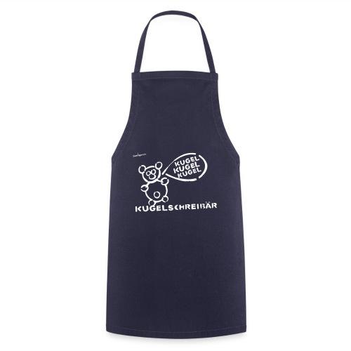 Kugelschreibär - Kochschürze