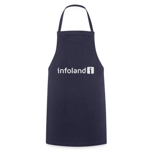 Infoland Logo - Keukenschort