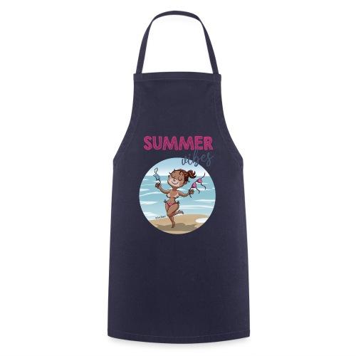 SUMMER vibes - Delantal de cocina