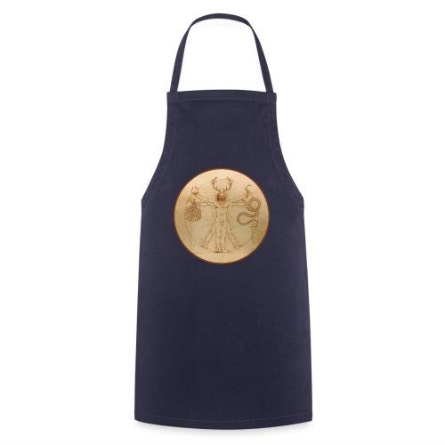 Cernunnos Vitruvio - Grembiule da cucina