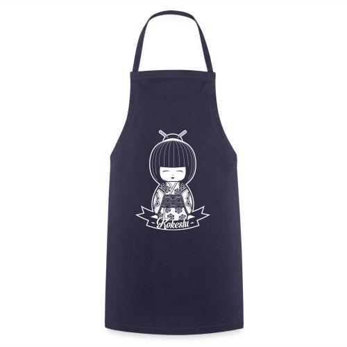 kokeshi - Grembiule da cucina