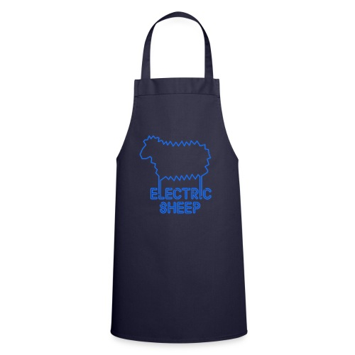 Electric Sheep Emblem - Cooking Apron