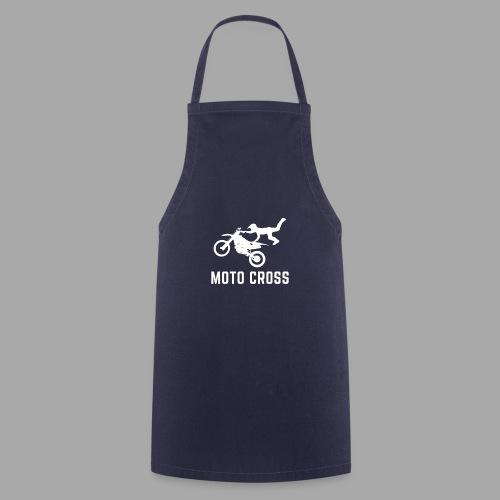 MOTO CROSS - Tablier de cuisine