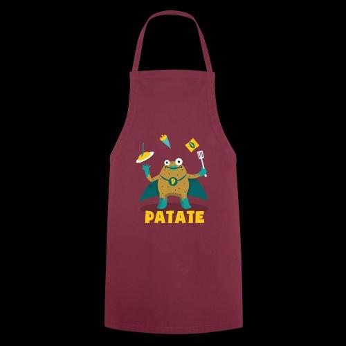 Patate - Tablier de cuisine