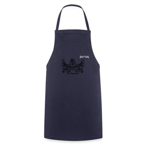 Logo Banner klein Vektor - Kochschürze