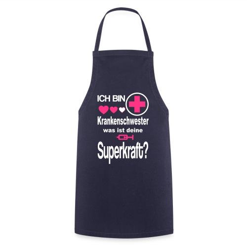 Krankenschwester Superkraft - Cooking Apron