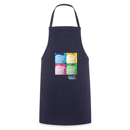 Commissario Warhol - Grembiule da cucina