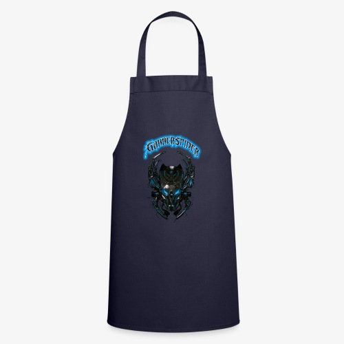 Gabberspider blue - Cooking Apron
