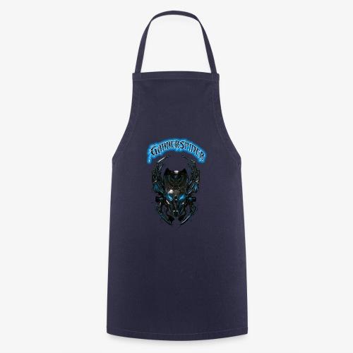 Gabberspider blue - Cooking Apron