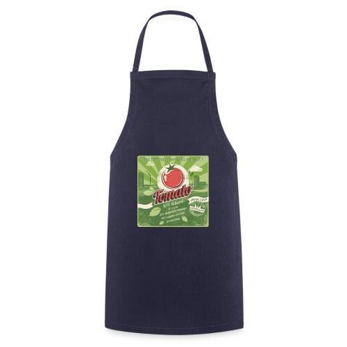 T-SHIRT près du corps homme europabio tomato - Tablier de cuisine
