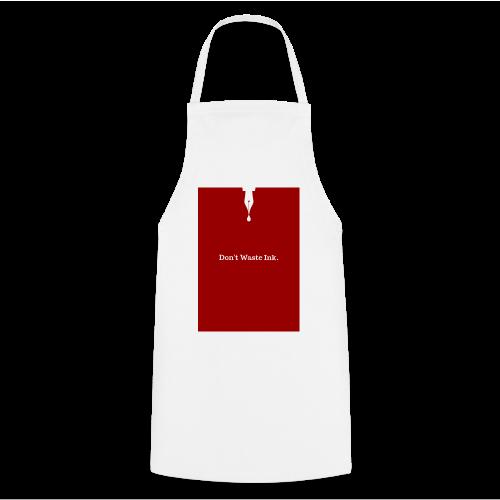 Red - Keukenschort