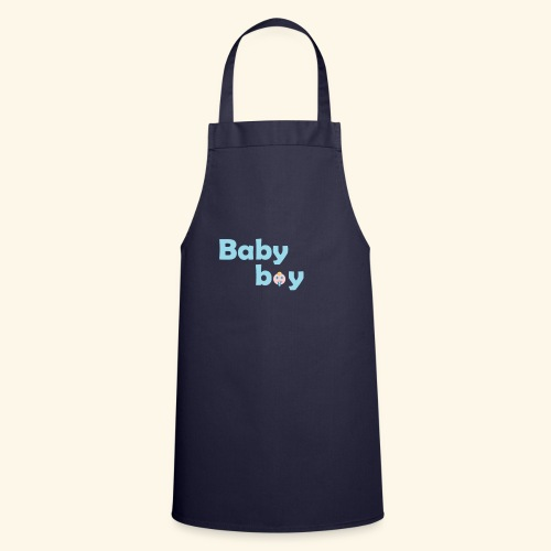 Baby bOY - Kochschürze