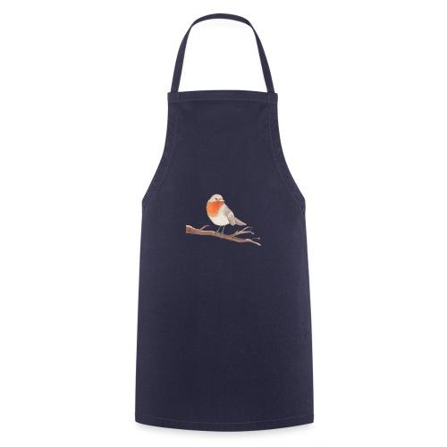 pettirosso - Grembiule da cucina