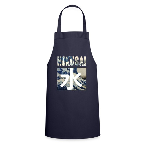 Hokusai Great Wave - Cooking Apron