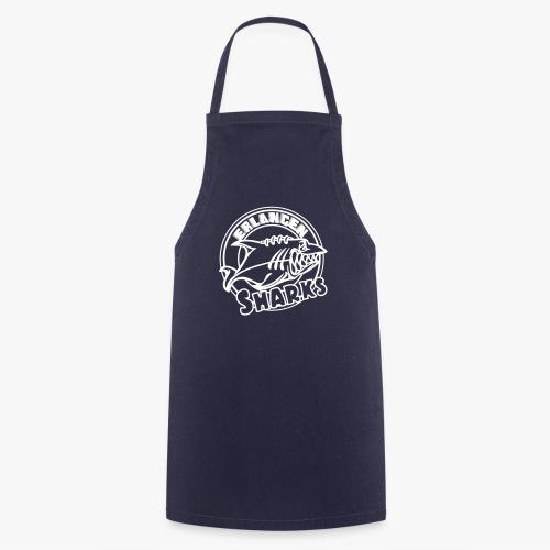 Erlangen Sharks Monochrom - Kochschürze