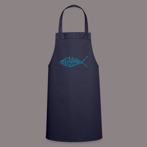 ichthys petrol - Kochschürze