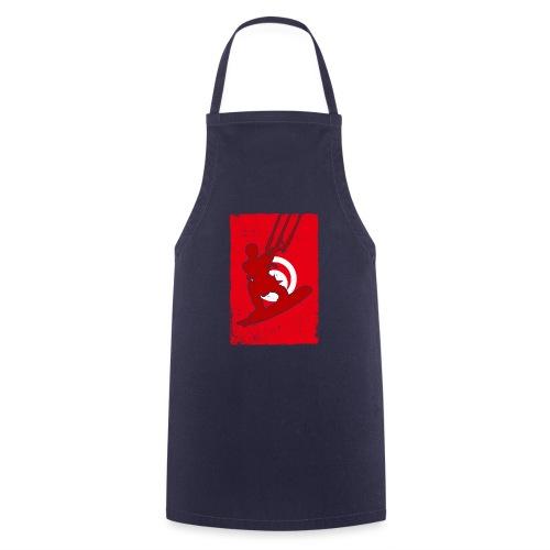 Kitesurfer Tunisia - Kochschürze