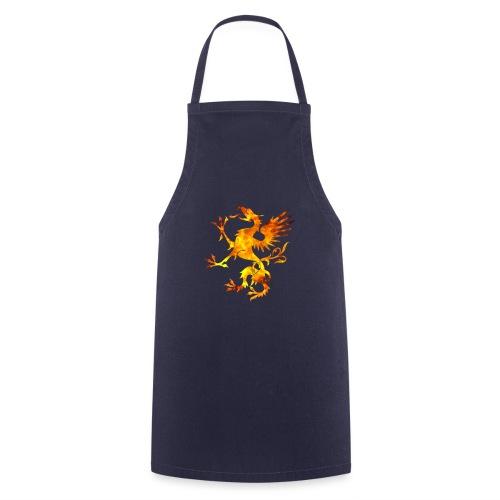Viking Dragon Symbol Blood Norse Vikings Gift - Tablier de cuisine