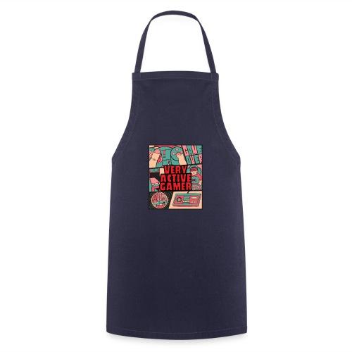 Jugador Activo - Delantal de cocina