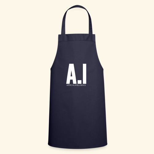 AI Artificial Intelligence Machine Learning - Grembiule da cucina