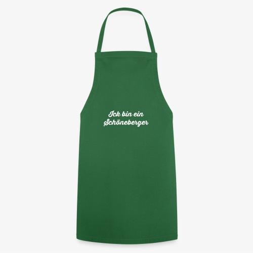 Ick bin ein Schöneberger - Kochschürze