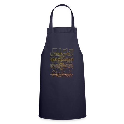 CREATIONISM was CREATED - Cooking Apron