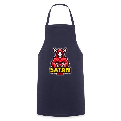 satan gamer - Tablier de cuisine